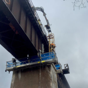 Bridge renovations